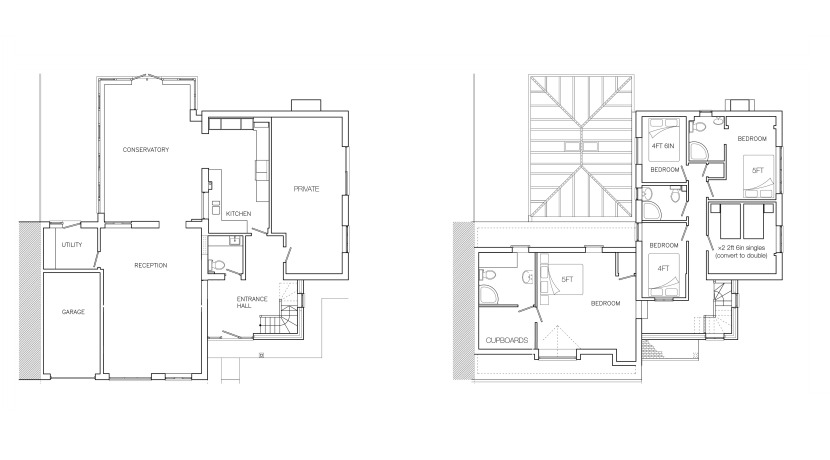 Goodwood Accomodation Floorplan