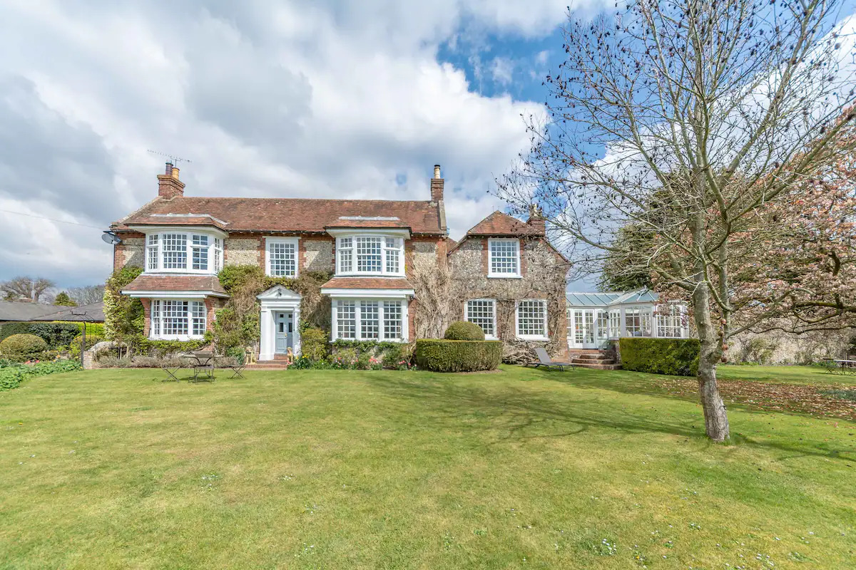 Magnificent Country House near Goodwood