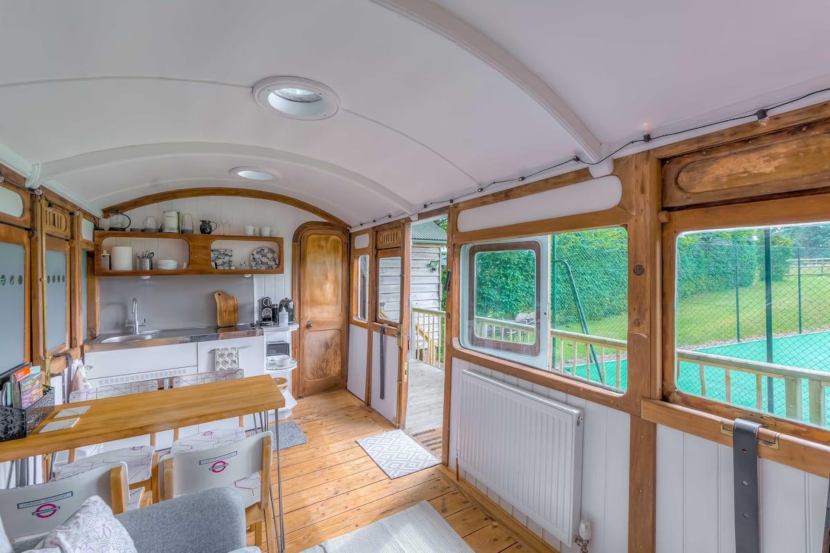 Railway Carriage, Slindon